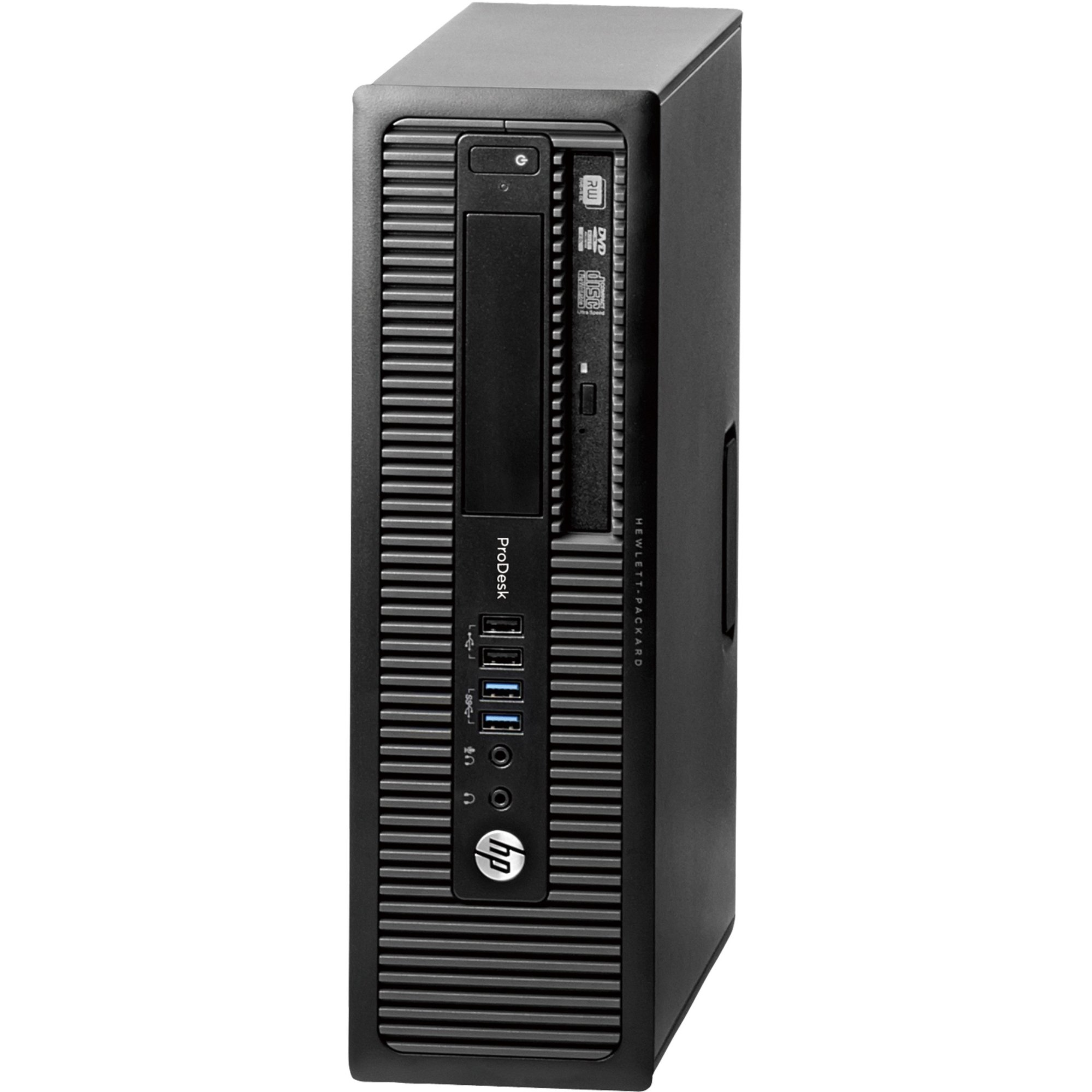 HP Business Desktop ProDesk 600 G1 Desktop Computer - Intel Core i5 i5-4590 3.30 GHz - Small Form Factor