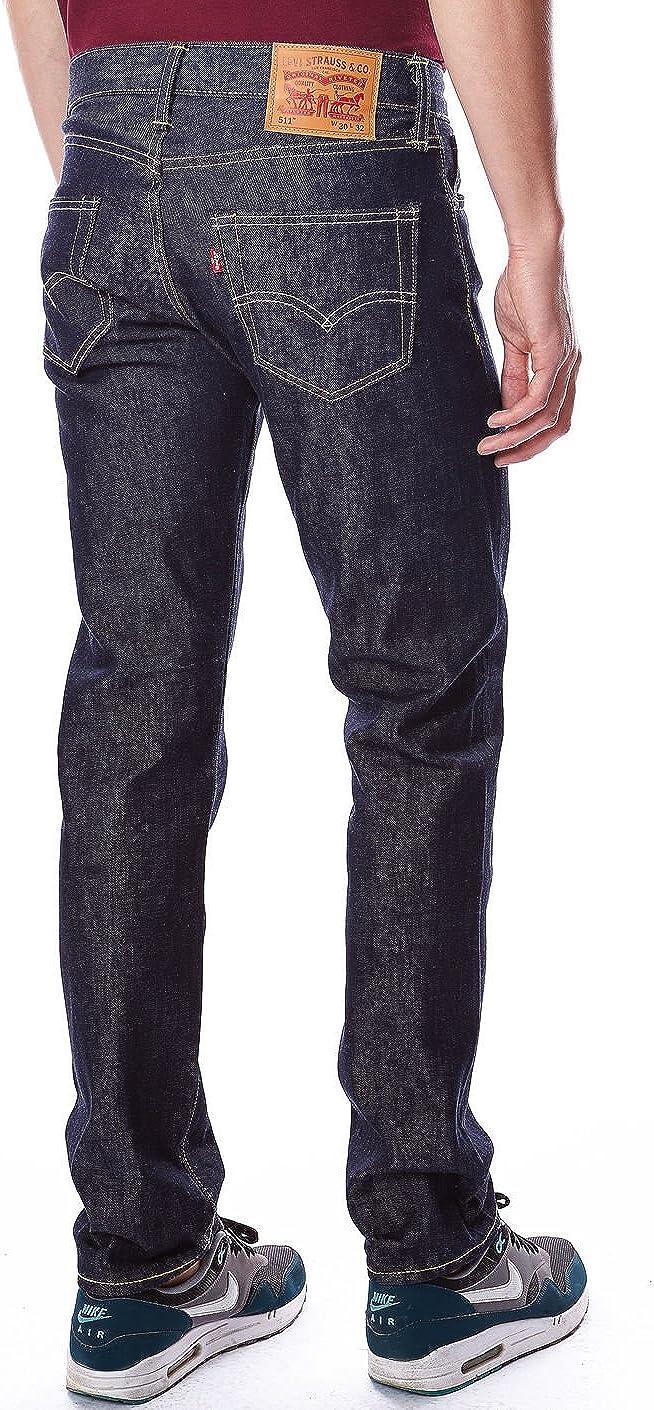 Levi's 511 Slim Fit, Jeans Homme Blei