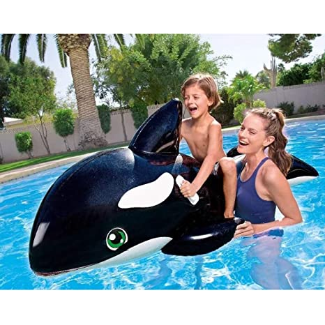 LEMON TREE SL Flotador Hinchable Ballena para Playa o ...