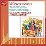 Rapsodie Espagnole / Mother Goose Suite