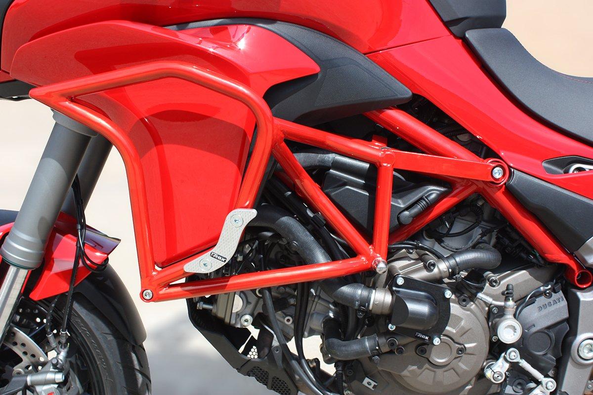 T-Rex Racing 2015-2017 Ducati Multistrada 1200 S Engine Guards Pikes Peak Black