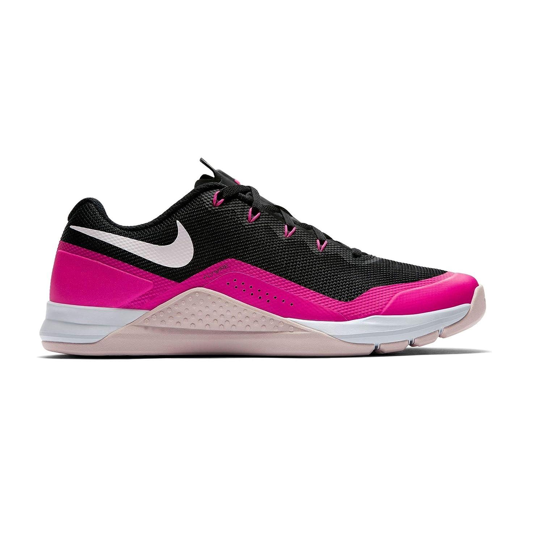 huge discount 896e3 fa4a1 Nike Donna Metcon Pepe DSX Nero Rosso Scarpe da Ginnastica Rosa 902173 012   Amazon.it  Scarpe e borse