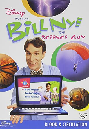 Amazon.com: Bill Nye the Science Guy: Blood & Circulation: Bill ...