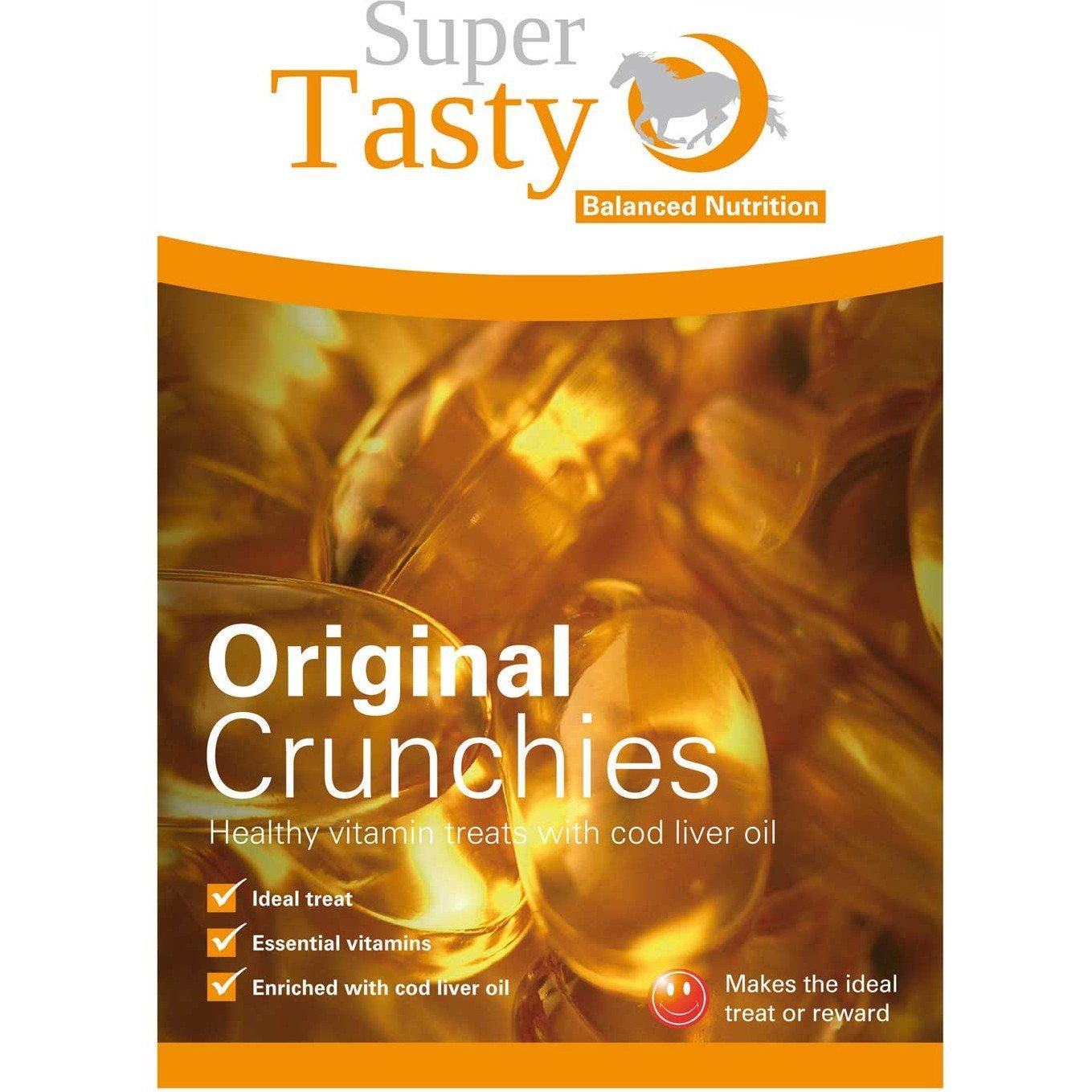 Super Tasty Crunchies - Peppermint