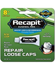 Recapit Cap and Crown Cement - 1 Grm, Pack of 1
