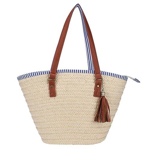 c38f4cadc732 Sornean Straw Beach Bag Handbags Shoulder Bag Tote