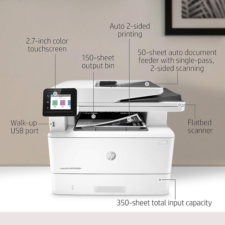 HP LaserJet Pro MFP M428fdn - Impresora Láser Multifunción ...