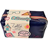 edc90463c808 Zoella Beauty Pink Frosted Vanity Case / Cosmetics / Make Up Case ...