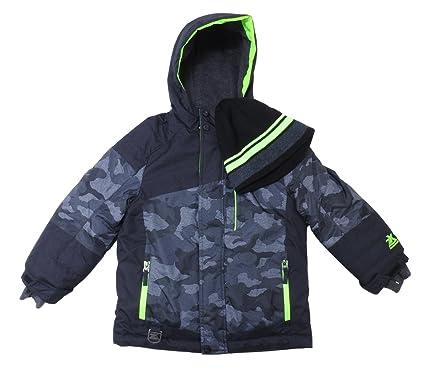2bc183b7c Amazon.com  ZeroXposur Boys Snowboard Jacket