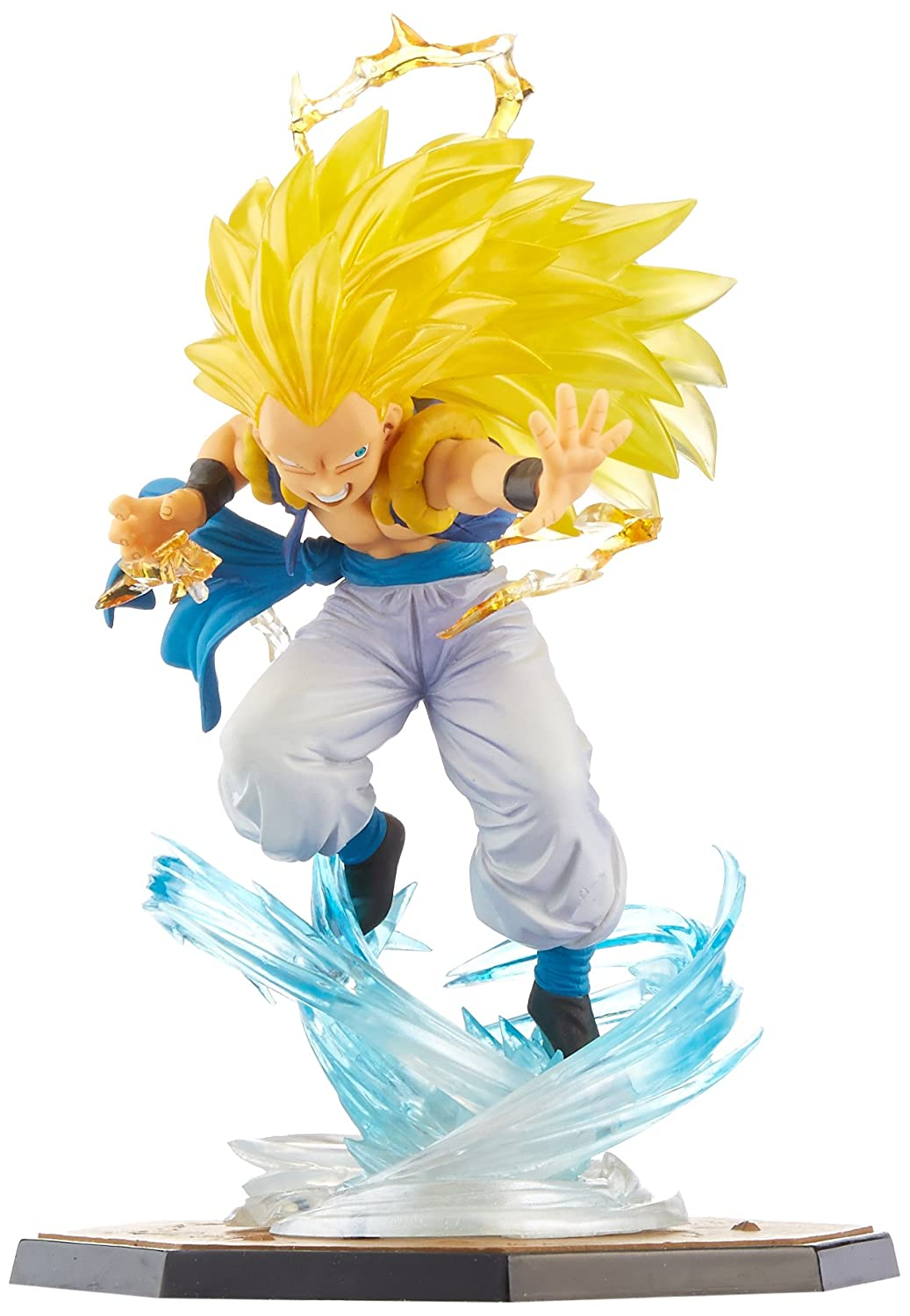 Bandai Tamashii Nationen S.H. Figuarts Zero Super Saiyan Gotenks Action Figur