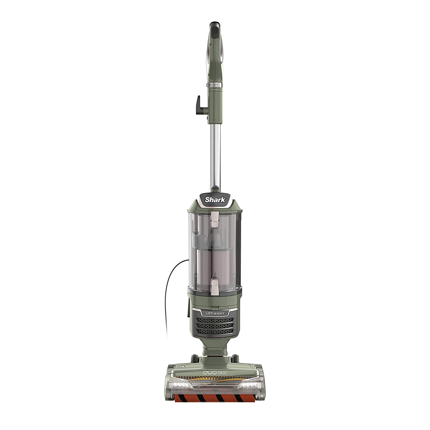 Shark Rotator Lift-Away DuoClean Pro with Self-Cleaning Brushroll Upright Vacuum (ZU782), XL Capacity, Sage Green
