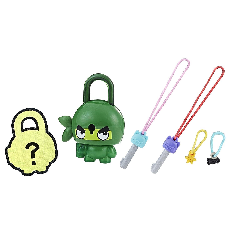 Amazon.com: Hasbro Lock Stars Green Ninja: Toys & Games