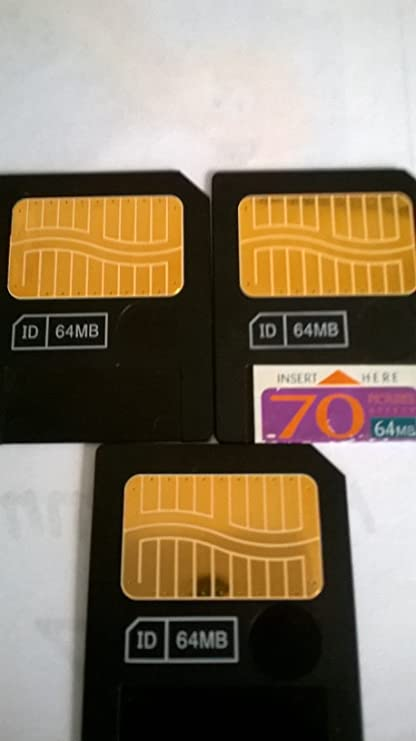 Tarjeta de Lexar SmartMedia 64MB 3,3 V: Amazon.es: Informática