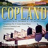 Copland: Orchestral Works 4 [BBC Philharmonic; John Wilson] [Chandos: CHSA 5222]