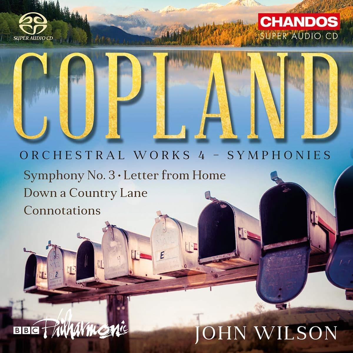 SACD : BBC PHILHARMONIC - Orchestral Works 4 (Hybrid SACD)