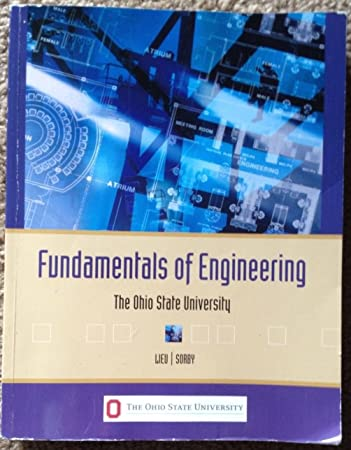 Image result for ohio state fundamentals of engineering