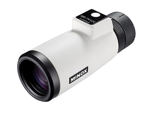 Minox md 7x42 c monokular weiß: amazon.de: kamera