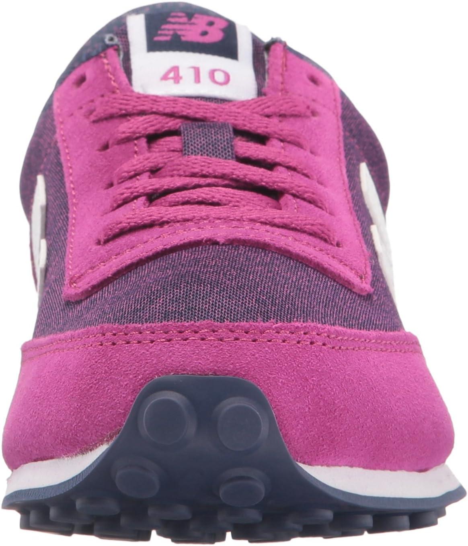 Nieuwe evenwicht vrouwen 410 lage Top Sneakers roze