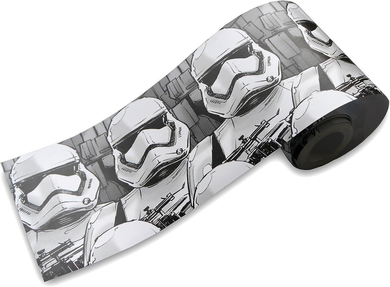 Star Wars Stormtrooper Self Adhesive Wallpaper Border 5m Amazon Co Uk Kitchen Home
