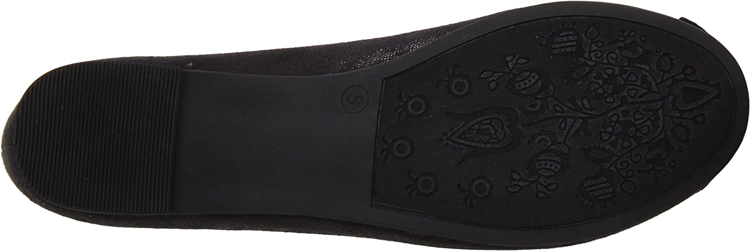 Black 5.5 M US CL By Chinese Laundry Womens Go Ahead Ballet Flat