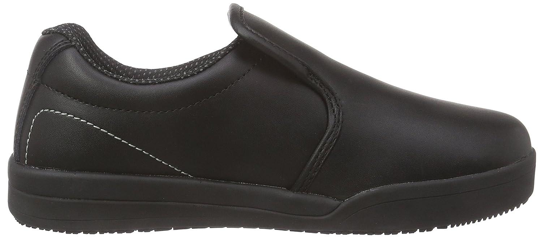 Sanita Soulier S2 San-chef, Chaussures De Sécurité Adulte Unisexe, Noir (2 Noir), 46 Eu
