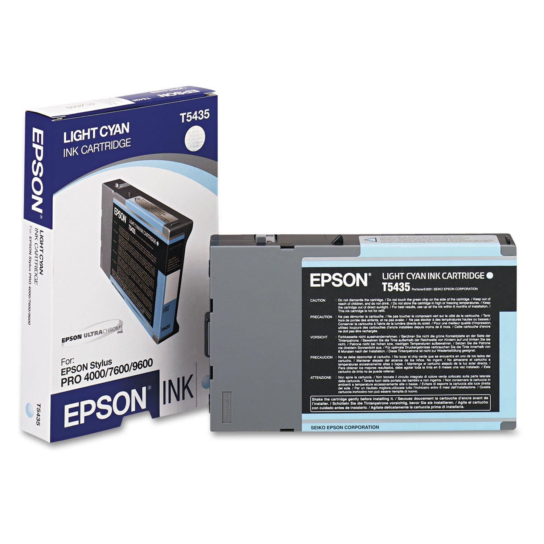 Amazon.com: Cartucho de tinta Epson T543100 negro ...