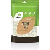 Lotus Organic Arborio Rice 500 g, 500 g