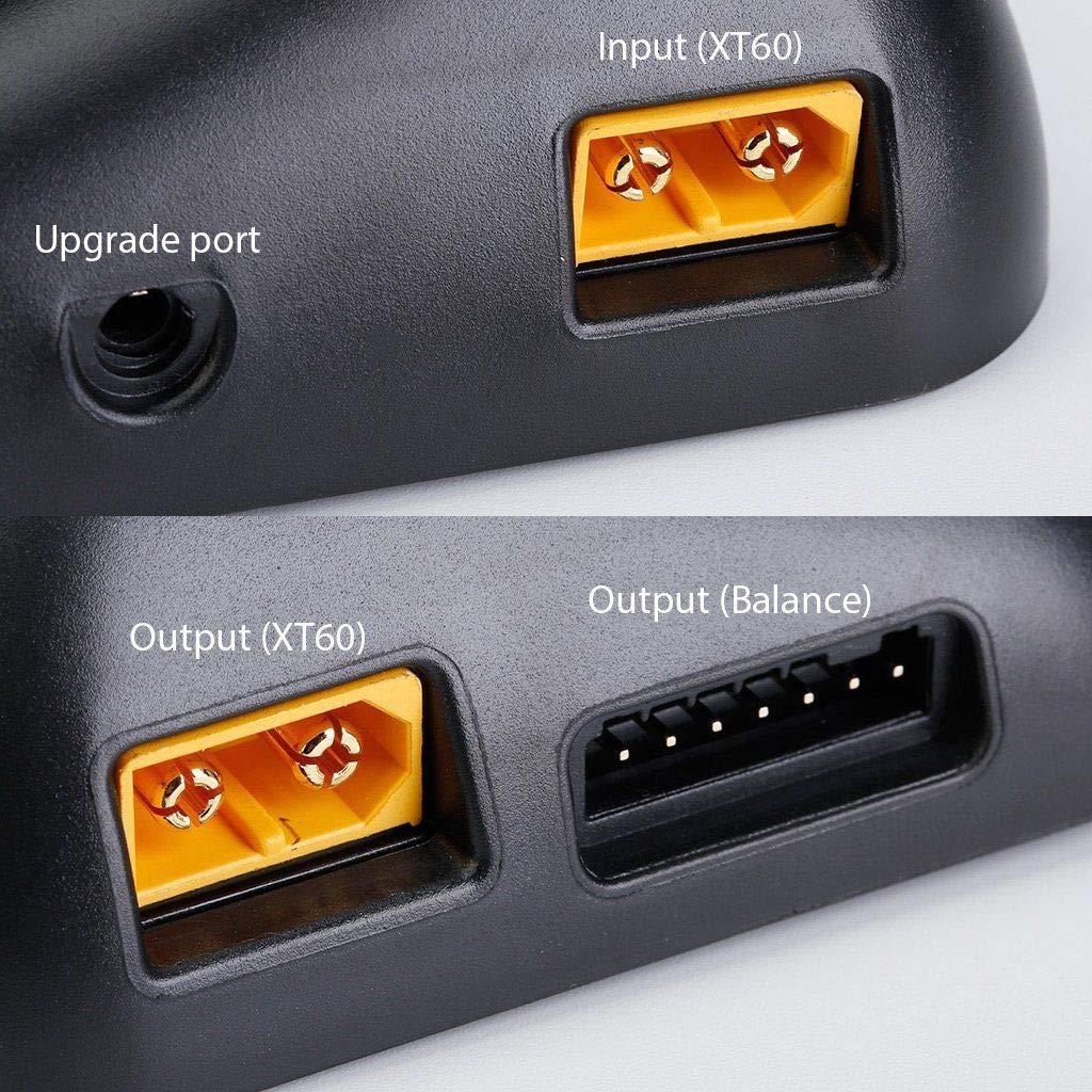 ISDT Q6 Pro BattGo 300W 14A Pocket Lipo Battery Balance Charger for LiFe/Lilon/LiPo/LiHv/NiMH/Cd/Pb RC Models DIY Q6 Plus Upgraded Version