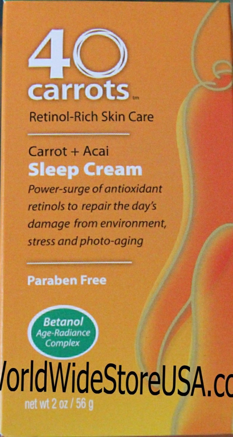 Carrots Vitamin Serum Ounce Boxes Beauty
