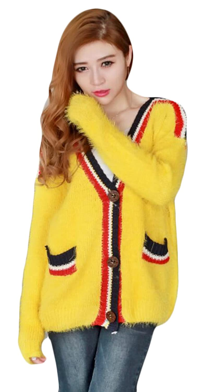 NQ Women's Long-sleeved Cardigan Sweater Fashion