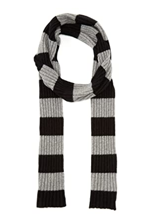 90371d272 Image Unavailable. Image not available for. Color: Portolano Minerva Men's  Cashmere Angora Striped Scarf ...