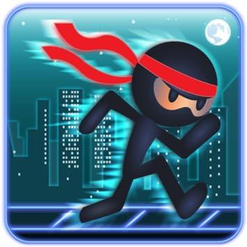 Ninja Rail Runner