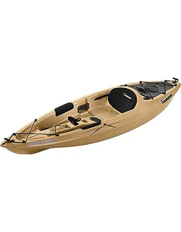 SUNDOLPHIN Sun Dolphin Journey 10-Foot Sit-on-top Fishing Kayak a83d84db14e12