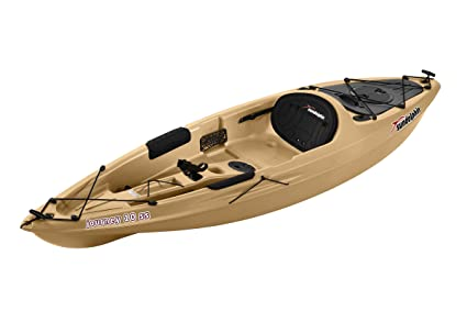 Sun Dolphin Journey Sit-on-top Fishing Kayak (Sand, 10-Feet)