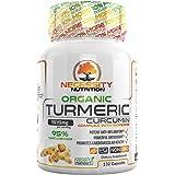 Turmeric Capsules 1500mg Curcumin Bioperine Black Pepper Extract Standardized 95% Curcuminoids Joint Support Relief Potent Anti Inflammatory Non GMO Supplement Gluten Free Organic Premium Absorption
