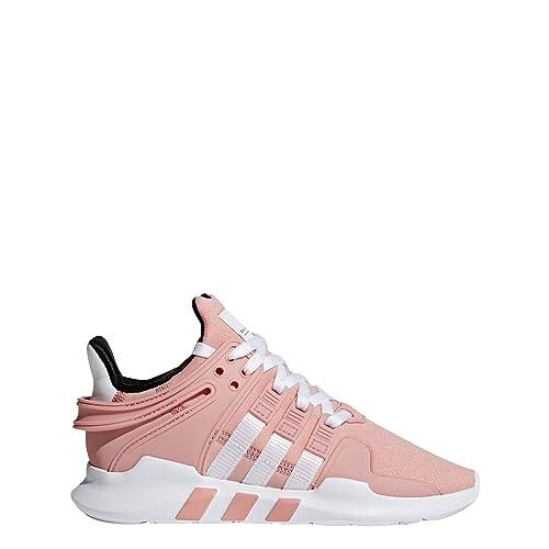 new concept 9c68b ab0a5 Adidas EQT Support ADV C, Zapatillas de Deporte Unisex niño, Rosa  (RostraFtwblaNegbás 000), 28 EU Amazon.es Zapatos y complementos