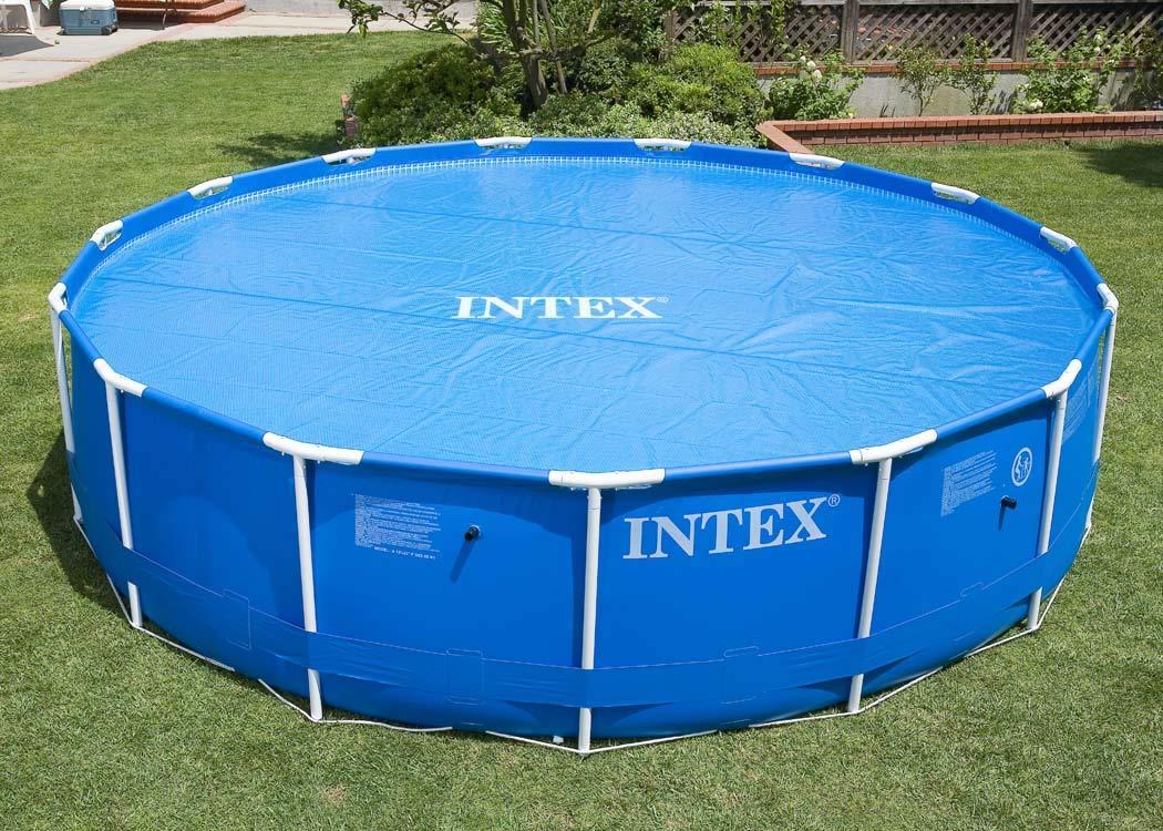 Bubble tarpaulin of 2.87m Diameter for the pool of 305cm