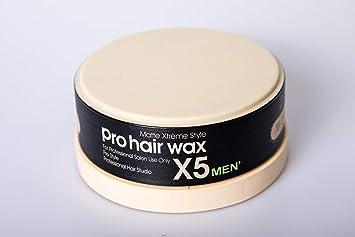 Morfose Pro Hair Haar Wax X5 Matte Xtreme Style 150ml Haarwachs Matt Haar Styling Mattlook Natürliches aussehen Haarcreme Mat