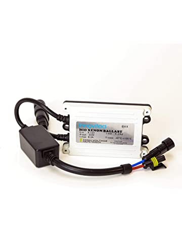 Innovited 55w Ac HID Slim Digital Ballast for H1 H3 H4 H7 H10 H11 9005 9006