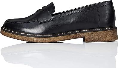 Marca Amazon - find. Mujer Mocasines: Amazon.es: Zapatos y complementos