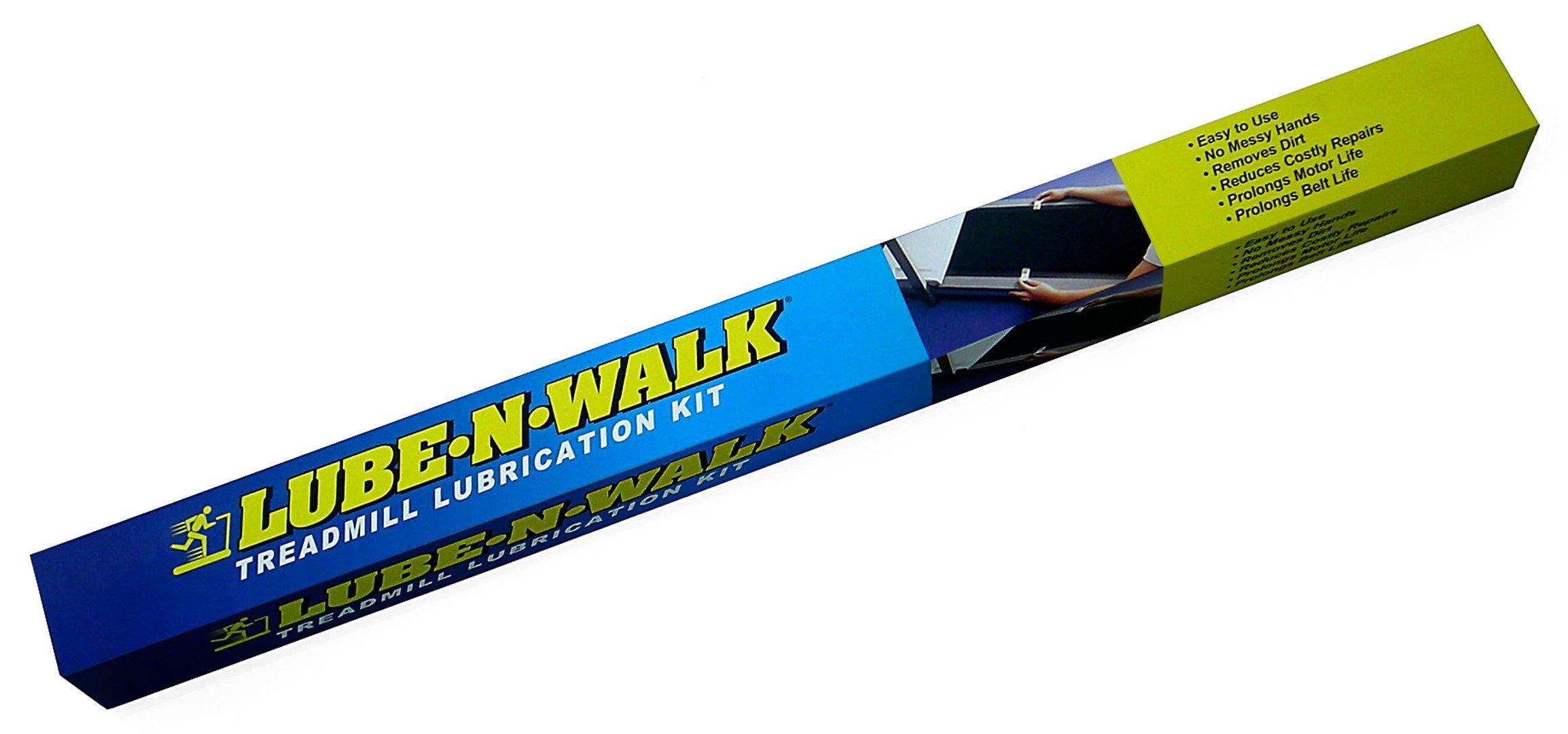 Lube-N-Walk Treadmill Lubrication Kit