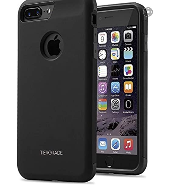 half off 5d88a 8e993 Amazon.com: iPhone 7 Case, iPhone 7 Protective Case, Tiergrade ...