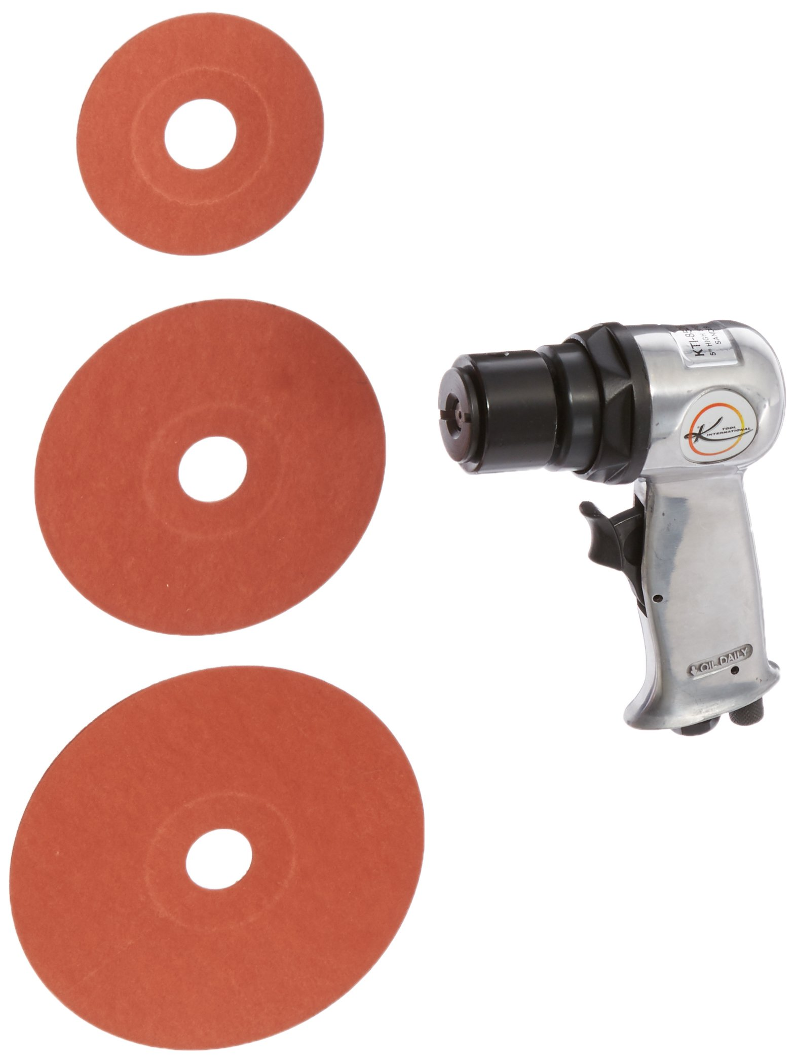 K-Tool International KTI (KTI-85265) Air Sander