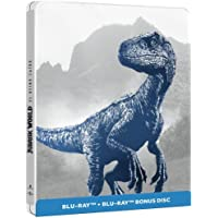 Jurassic World: El Reino Caído (SteelBook) [Blu-ray]