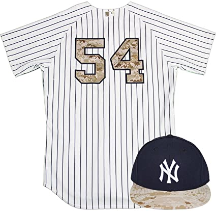 check out c0042 f6a15 Joe Espada Uniform - NY Yankees 2015 Game Used #54 Jersey ...