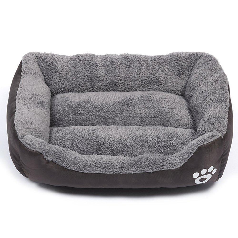 Calentar Camas para perros Suave Cama para mascotas Sofá para Pequeña Medio Grande Perros & Gatos(S,Rose Red): Amazon.es: Productos para mascotas