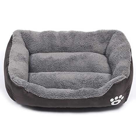 WYSBAOSHU Warm Dog Beds Soft Pet Bed Sofa for Small Medium Large Dogs & Cats