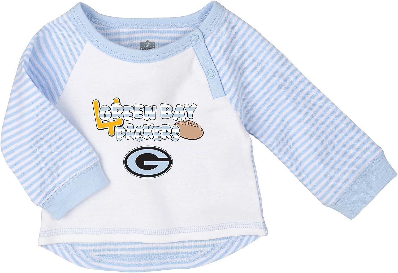 Outerstuff NFL Baby-Boys Blue Scrimage 2 Piece Shirt and Pants Set
