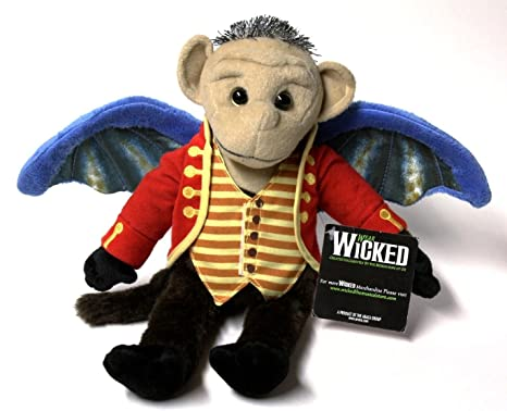 Amazon Com Chistery Flying Monkey Plush Toy 12 Wicked Collectible