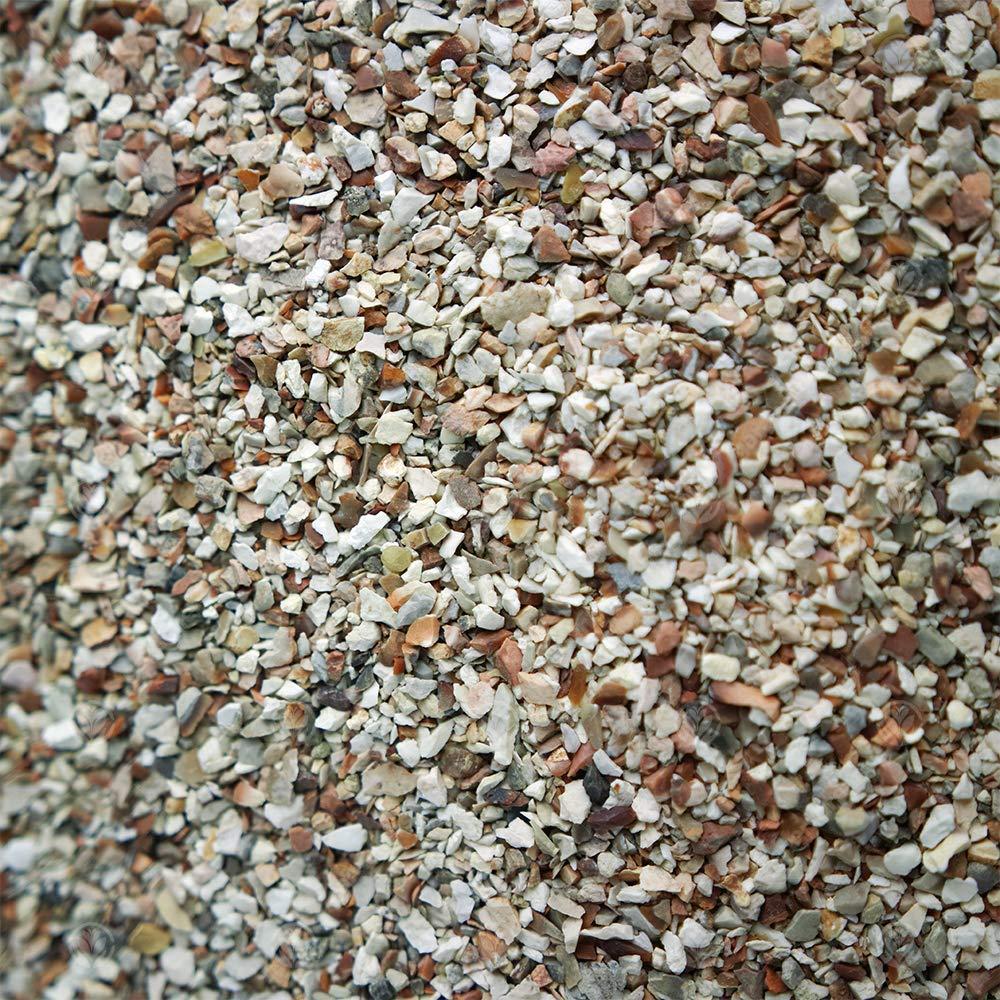 GardenersDream Natural Aquatic Fish Gravel Premium and Decorative Tank Stones 20kg, Nordic